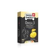 SWISS ENERGY, OMEGA 3 MULTIVIT
