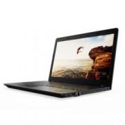 """Лаптоп Lenovo ThinkPad Edge E570 (20H6S1QQ00), двуядрен Kaby Lake Intel Core i5-7200U 2.5/3.1 GHz, 15.6"""" (39.62 cm) HD Anti-Glare Display, (HDMI), 8GB DDR4, 1TB HDD & 128GB SSD, 2x USB 3.0, Free DOS, 2.3 kg"""