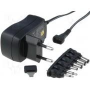 Univerzalni strujni punjač Somogyi Elektronic 3-12V/1000mA