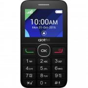 Telefon mobil Alcatel 2008G Ss, 2008G-3AALRO1, 2.4 inch, Radio Fm, Alb