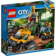 60159 Jungle Halftrack Mission