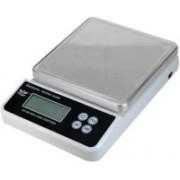 Granny Smith Digital Kitchen Weight Machine With Steel Platform 10 Kg Multipurpose Weighing Scale(Silver)