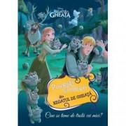 Disney. Povesti si jocuri din Regatul de gheata. Cine se teme de trolii cei mici