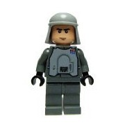 Imperial Officer (Hoth) - LEGO Star Wars Minifigure