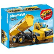 Basculanta industriala Construction Playmobil