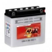 Banner Bike Bull 12V 6Ah motorkerékpár akkumulátor 12N5.5-3B 506 11 JOBB+