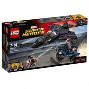 Lego Black Panther Pursuit, Multi Color