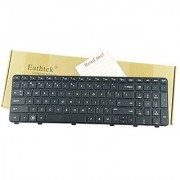 Eathtek New Laptop Keyboard with Frame for HP Pavilion dv6-6000 dv6t-6000 CTO dv6-6100 dv6t- 6100 CTO dv6z-6100 CTO dv6