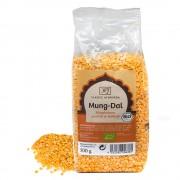 Gelbe Mungbohnen, bio 500 g