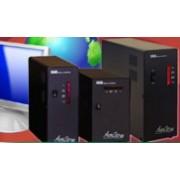 NO BREAK SOLA BASIC ISB MICRO SRINET XRN-21-801, 800VA / 500 WATTS, 8 CONTACTOS, C/REGULADOR