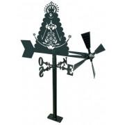Veleta Jardin de hierro Virgen 480 mm.