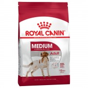 15kg Medium Adult Royal Canin ração cão