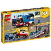 Конструктор Лeго Криейтър - Подвижно каскадьорско шоу, LEGO Creator, 31085