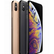 "Smartphone, Apple iPhone XS, 5.8"", 256GB Storage, iOS 12, Gold (MT9K2SE/A)"