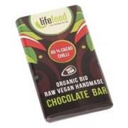 Ciocolata Mini cu 85% Cacao si Chilli Raw Bio Lifefood 15gr