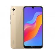 "HONOR Telefono movil smartphone honor 8a gold 6.09""/ 32gb rom/ 2gb ram/ 13mpx-8mpx/ octa core/ 3020 mah/ 18:9/ dual sim/ huella"