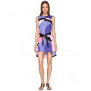 Kate Spade New York Limelight Tie Back Dress Cover-Up Black Multi