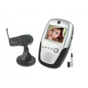 "Baby Care/Telecamera/Videocamera/Interfono wireless con monitor 2,5"" 2,4 GHz"