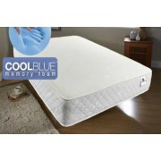Dreamtouch Mattresses LTD From £99 for a cool blue memory sprung foam mattress from Dreamtouch Mattresses LTD - save up to 42%