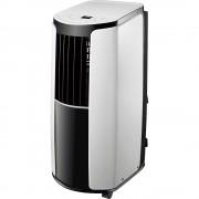 GREE Mobiles ECO-Klimagerät 10000 BTU 3-in-1-Gerät, Kühlleistung 2,9 kW Energieklasse A+, weiß / schwarz