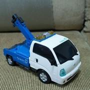 Tobot Zero Rescue Truck Transformer Robot Transforming Car Robot