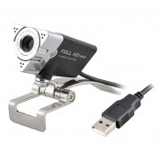 HD 1080P Computadora USB WebCam con micrófono