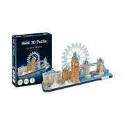 Puzzle 3D Londra Revell
