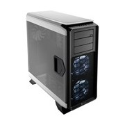 Corsair Graphite 760T Computer Case - Full-tower - Black, White