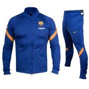NIKE F.C. BARCELONA TRACKSUIT - CD6003-458 / Мъжки спортен екип
