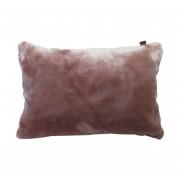 Overseas Kussen Fur Blush 30 x 50 cm