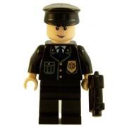 Gotham Police Officer - LEGO Batman Minifigure