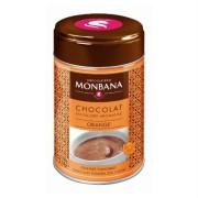 Ciocolata calda PORTOCALE Monbana, 250g