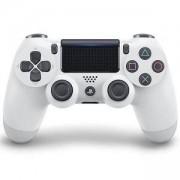 Джойстик за Sony PlayStation 4, DualShock, Бял