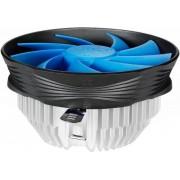 DEEPCOOL Ventilator voor Gamma Archer-processor - Ventirad CPU Topflow - 1x80mm - Afmetingen: 65,5x124x121 - Aluminium