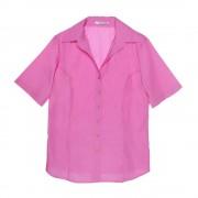 Дамска риза с къс ръкав Disley цикламена