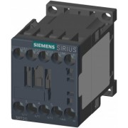 3RT2016-1AB02 Contactor 4KW / 400 V, 9A SIEMENS,tens. bobina 24V a.c., Auxiliar 1NC