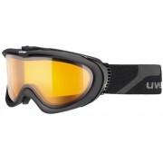 schi ochelari Uvex UVEX COMANCHE, negru mat / lasergold lite (4229)