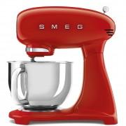 SMEG Impastatrice SMF03 Rosso Estetica Anni '50