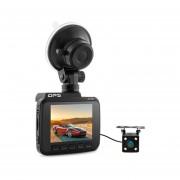 EY Azdome GS63D DVR Coche 1080P WiFi Cam Novatek Dash 96660 Con Cámara Trasera-Negro