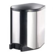 Infactory Poubelle automatique avec capteur de pied - 20 L