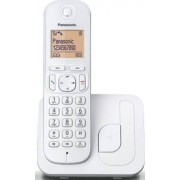 Telefon fix Panasonic KX-TGC210FXW white