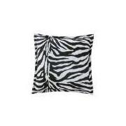 Capa de Almofada Decorativa Estampa Safari Zebra 44cm