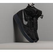 Nike W Air Force 1 Shell Black/ Dark Grey-Black