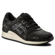Sportcipő ASICS - TIGER Gel-Lyte III HL7V3 Black/Black 9090