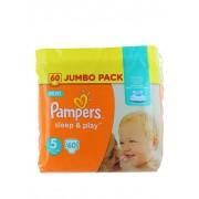 Pampers scutece Sleep&Play nr. 5 60 buc