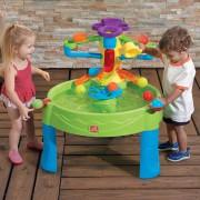 Step2 Lekbord med vatten + 10 färgglada bollar 840000
