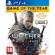 The Witcher 3 Wild Hunt Game Of The Year (GOTY) PS4