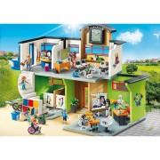 Playmobil Große Schule mit Einrichtung 9453