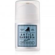 Mondial Antica Barberia Original Talc gel po holení Original Talc 50 ml