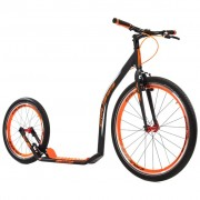 Crussis Scooter Urban 4.3 Black and Orange CR4.3
